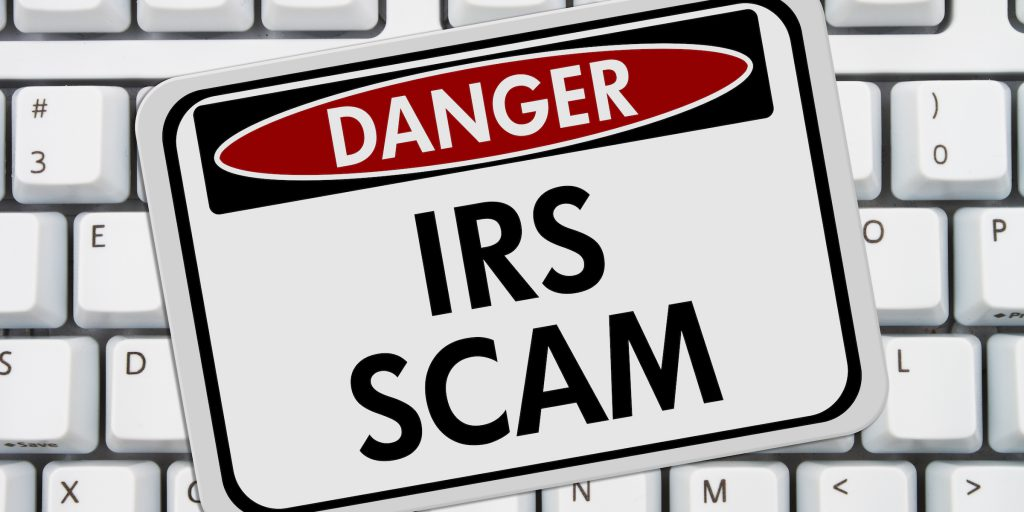 Beware of IRS Tax Scams Preview Image