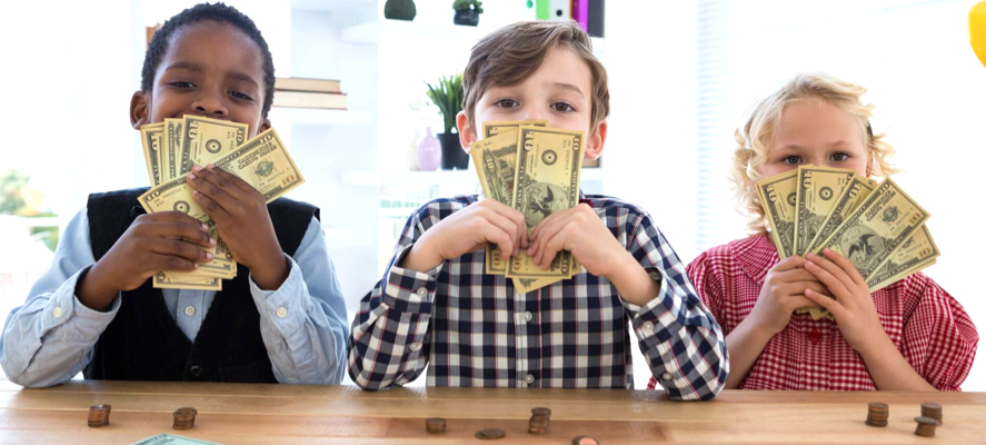 How to Raise Money-Smart Kids Featured Image