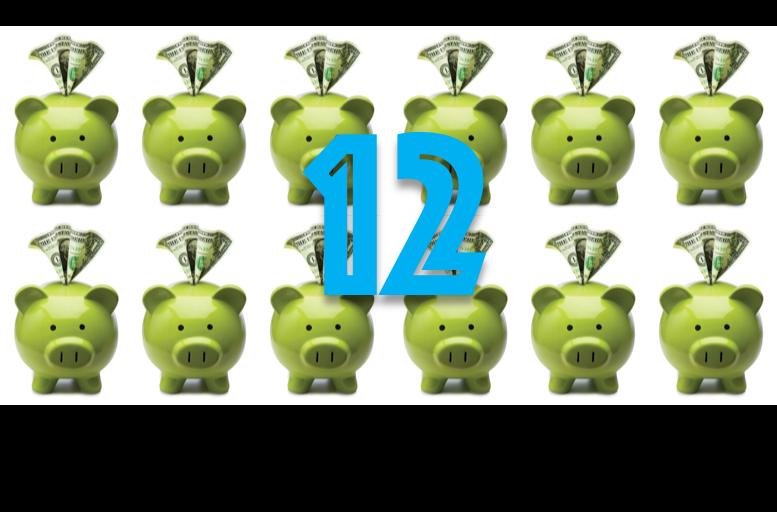 Twelve Easy Ways to Save Money Preview Image
