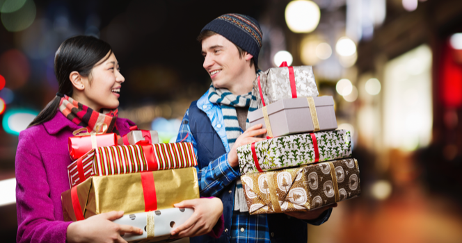 Surviving the Holidays on a Budget Featured Image